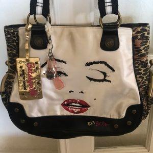 Betsey Johnson Betseyville Marilyn Monroe Bag